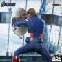 Iron Studios - BDS Art Scale 1/10 - Avengers: Endgame Captain America 2023 - 19cm