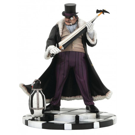 Diamond Select DC Gallery - Figurine PVC Penguin - Le Pingouin - 23cm