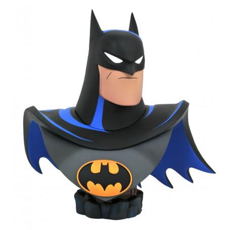 Diamond Select Toys - LEGENDS IN 3D - Batman Animated 1/2 Bust - 25cm
