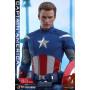 Hot Toys Avengers: Endgame - MMS - 1/6 Captain America 2012 version - 30cm