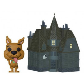 Funko POP! - Animation Scooby Doo - Haunted Mansion & Scooby - 9cm