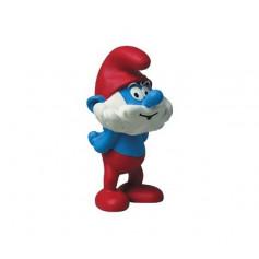 Plastoy Figurine Résine Schtroumpf Smurf Grand Schtroumpf