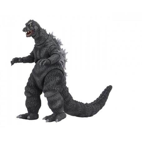Neca Godzilla - Godzilla VS Mothra - 1964 - Reedition Nouveau Packaging - 15cm