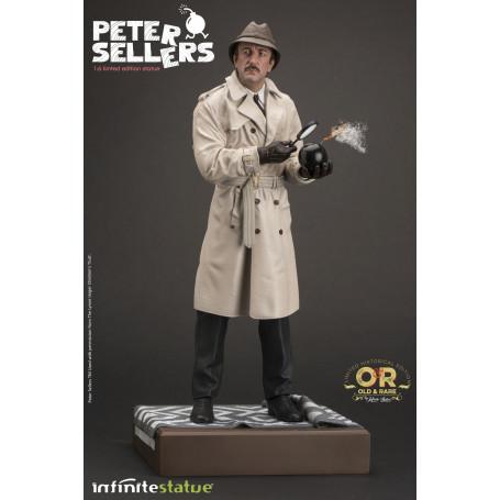 Infinite Statue - Peter Sellers - Inspecteur Clouseau 1/6 - Old And Rare - 32cm