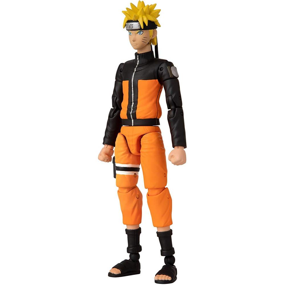 Bandai Anime Heroes - Naruto Shippuden - Naruto - Sasuke ...