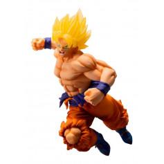 Banpresto Dragonball Z - Ichibansho - Super Saiyan Son Goku 1993 - 16 cm