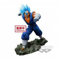 Banpresto Dragon Ball Z - Super Saiyan God Vegito - Vegetto - Dokkan Battle Collab - 16cm