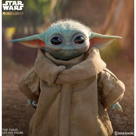Sideshow - Star Wars - The Child - The Mandalorian - Baby Yoda - 1/1 -