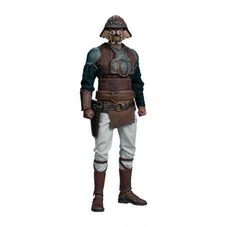 Hot Toys - Star Wars - Episode VI - Lando Calrissian (Skiff Guard Version) MMS 1/6 - 30 cm