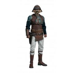 Sideshow - Star Wars - Episode VI - Lando Calrissian (Skiff Guard Version) MMS 1/6 - 30 cm
