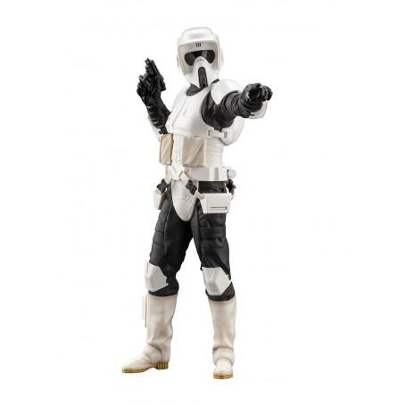 Kotobukiya Star Wars - ArtFx+ Scout Trooper 1/10 - 18cm
