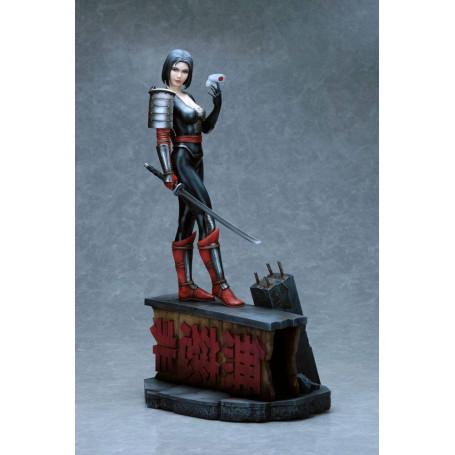 DC Comics Fantasy Figure Gallery Statue Katana - 41cm