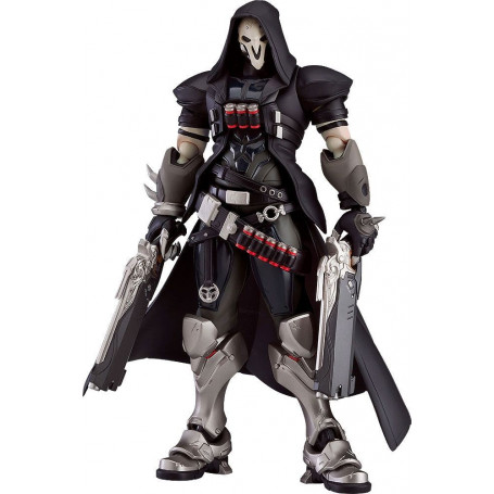Figma - Overwatch - Reaper - Faucheur - 16cm