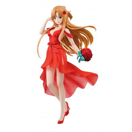 Banpresto Sword Art Online - Ichibansho - Asuna Party Dress- 20cm
