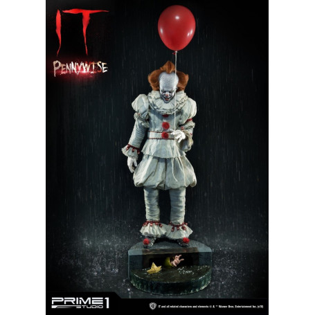 Prime 1 Studio - IT: Pennywise 1:2 Scale Statue
