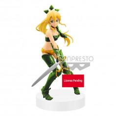 Banpresto - EXQ LEAFA - Sword Art Online : Memory Defrag