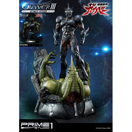Prime 1 Studio - Guyver III The Bioboosted Armor Ultimate Edition Set