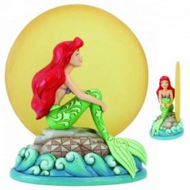 "Disney Traditions - la Petite Sirene Ariel ""Au Clair de Lune"""