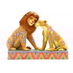 Disney Traditions Le Roi Lion - Simba & Nala