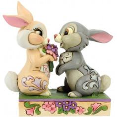 Disney Tradition Bambi - Panpan - Thumper & Blossom