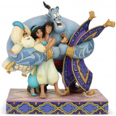 Disney Traditions - Aladdin - Genie - Hug