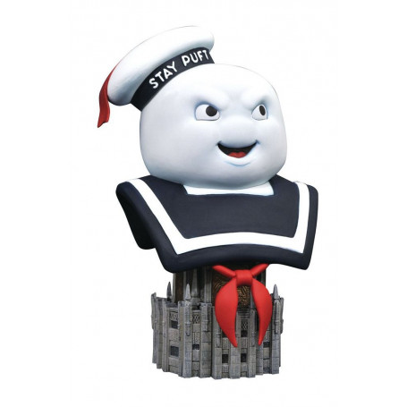 Diamond - LEGENDS IN 3D - Stay Puft 1/2 Bust - Ghosbusters