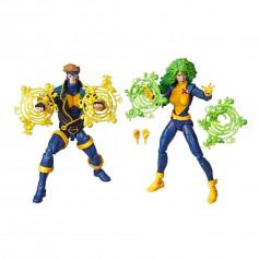 Marvel Legends - Havoc & Polaris - X-Men - 80th