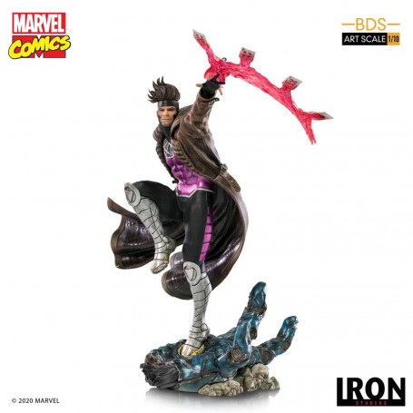Iron Studios Marvel - Gambit - BDS Art Scale 1/10