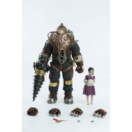 Three 0 - Bioshock 2 - 1/6 - Subject Delta & Little Sister