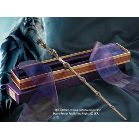 Baguette Ollivander Albus Dumbledore - Noble Collection