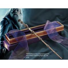 Baguette Ollivander Albus Dumbledore - Noble Collection