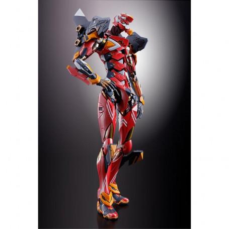 Bandai - EVA-02 Production Model - Metal Build - Evangelion