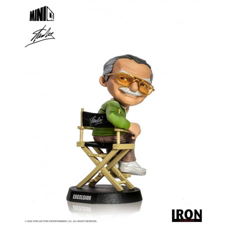Iron Studios -Stan Lee figurine Mini Co.Heroes PVC - 14cm