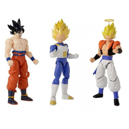 Bandai Dragon Ball Super Dragon Stars Serie 15 Set Complet