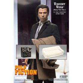 Star Ace - Vincent Vega Pony Tail version Deluxe 1/6 - Pulp Fiction
