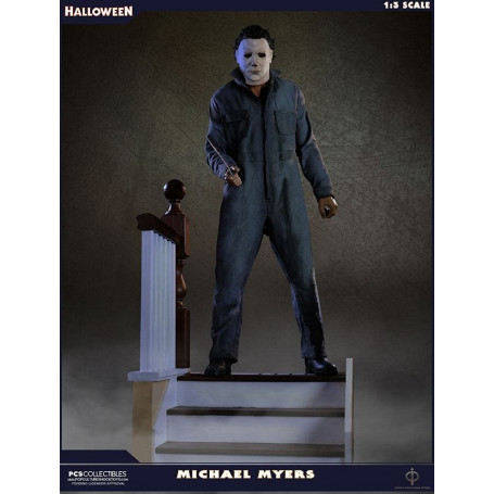 Pop Culture Shock - Michael Myers - Halloween - 1/4