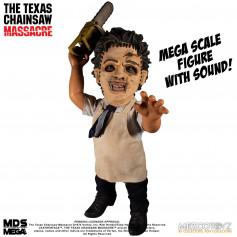 Mezco Mega Scale - LEATHERFACE - The Texas Chainsaw Massacre
