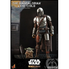 Hot Toys Star Wars - The Mandalorian and the Child