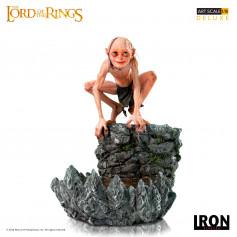Iron Studios Le Seigneur des Anneaux statue Gollum 1/10 Deluxe Art Scale