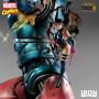 IRON STUDIOS - X-Men Vs Sentinel 3 Deluxe BDS Art Scale 1/10 - Marvel Comics