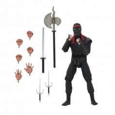 Neca - TMNT - Teenage Mutant Ninja Turtles - Les Tortues Ninja - The Movie -Foot Soldier with Bladed Weapons