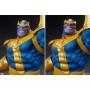 Sideshow Avengers Assemble statuette 1/5 Thanos Classic Version 58 cm