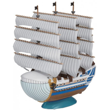 Bandai One Piece Model Kit - Moby Dick