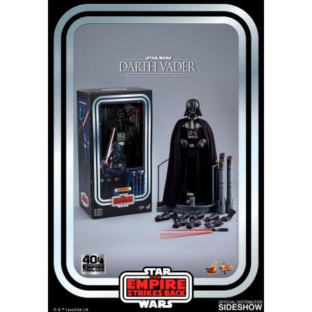 Hot Toys Star Wars Darth Vader Episode V- 40 th anniversary