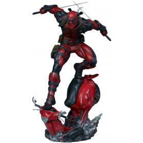 Sideshow Deadpool Statue Premium Format Marvel