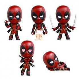 Marvel figurine Mini Deadpool Collection
