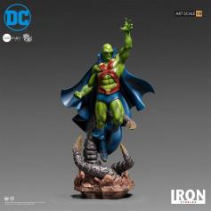 IRON STUDIOS - Martian Manhunter Art Scale 1/10 - DC Comics by Ivan Reis