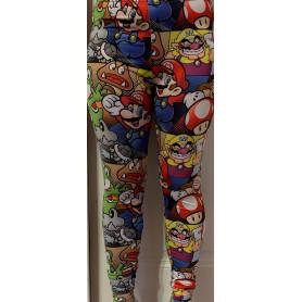 Bioworld Legging Nintendo Mario et ses amis