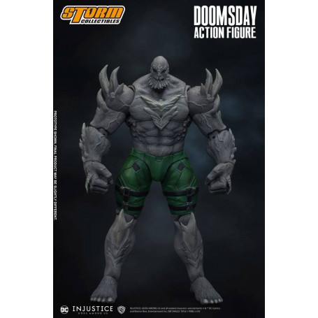 Storm Collectibles - Injustice : Doomsday 1/12