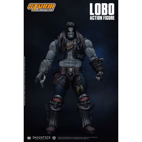 Storm Collectibles - Injustice : LOBO 1/12